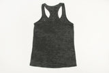 Women's 5K Foam Fest Tank Top Charcoal