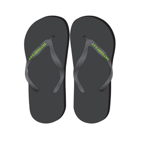 5k Foam Fest Flip Flops (Various Colors)