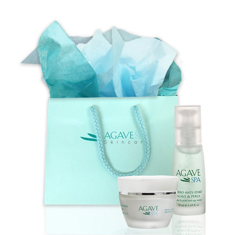 Anti-Age Kit - Agave Nectar Spa Natural Skincare