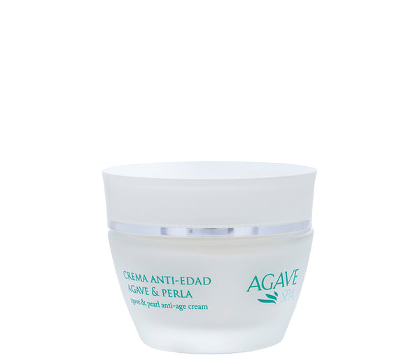 Anti-Age Cream Agave & Pearl Natural lift & Moisture - Agave Nectar Spa Natural Skincare  - 1