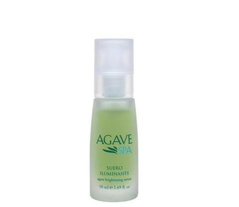 Serum-A Brightening  Boost of Agave - Agave Nectar Spa Natural Skincare  - 1