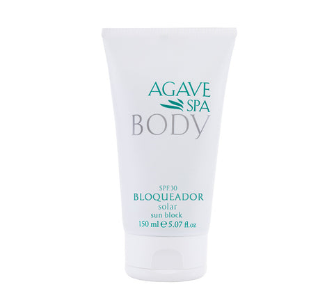 Agave Cream and Sun Block Spf 30 <P>A Nourishing Shield - Agave Nectar Spa Natural Skincare  - 1