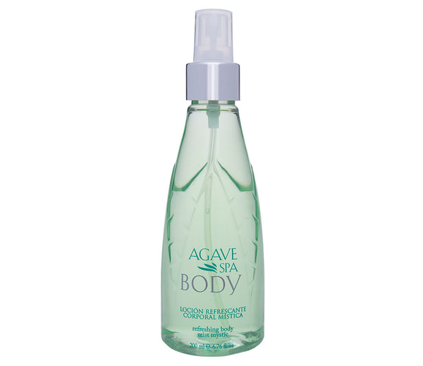 Mystic Agave Body Mist <P>Multi-Purpose Refreshing Mist - Agave Nectar Spa Natural Skincare