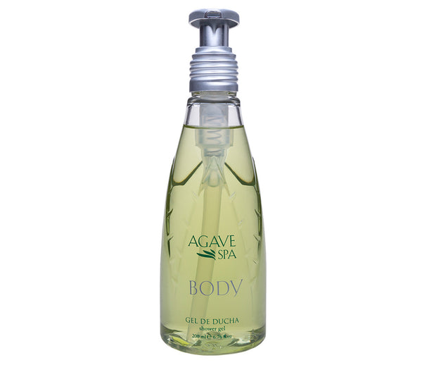Agave Shower Gel <p> Refreshing and  Hydrating - Agave Nectar Spa Natural Skincare  - 1