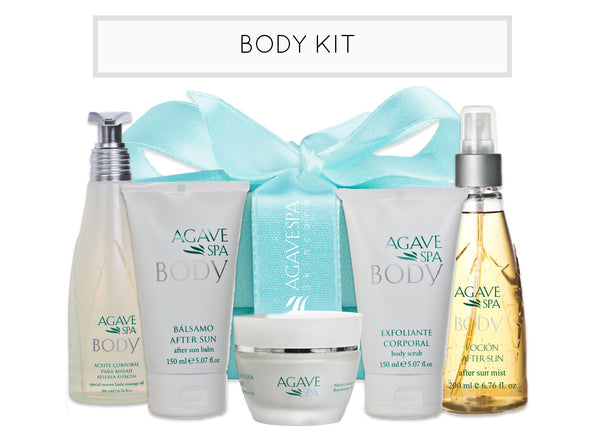 Body Bundle - Agave Nectar Spa Natural Skincare