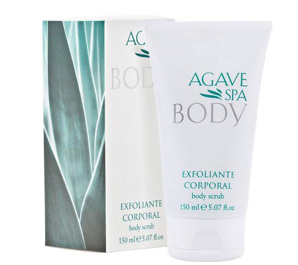 The  Body Scrub a  Road  to a soft skin - Agave Nectar Spa Natural Skincare  - 2