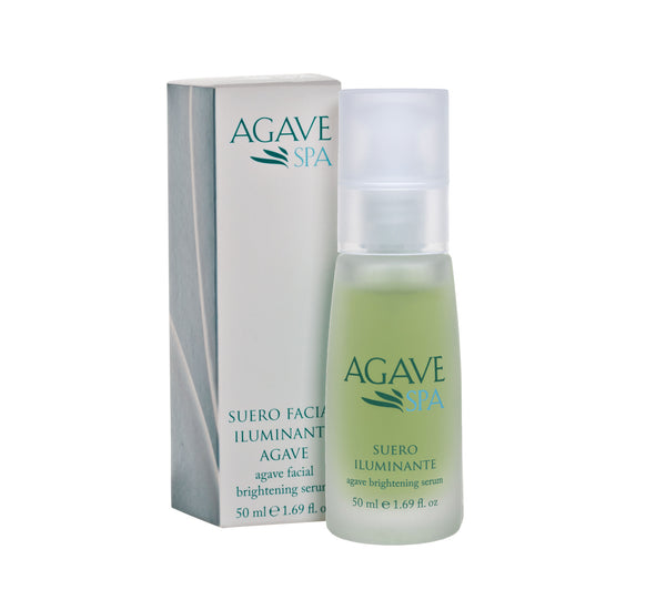 Serum-A Brightening  Boost of Agave - Agave Nectar Spa Natural Skincare  - 2
