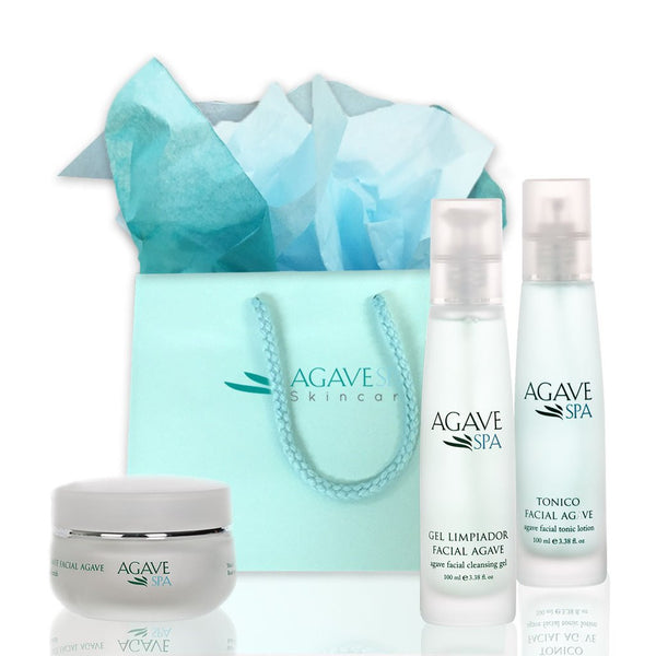Cleansing Kit - Agave Nectar Spa Natural Skincare