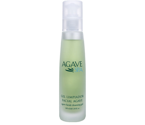 Agave -Cleansing Gel - Agave Nectar Spa Natural Skincare  - 1