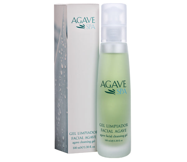 Agave -Cleansing Gel - Agave Nectar Spa Natural Skincare  - 2