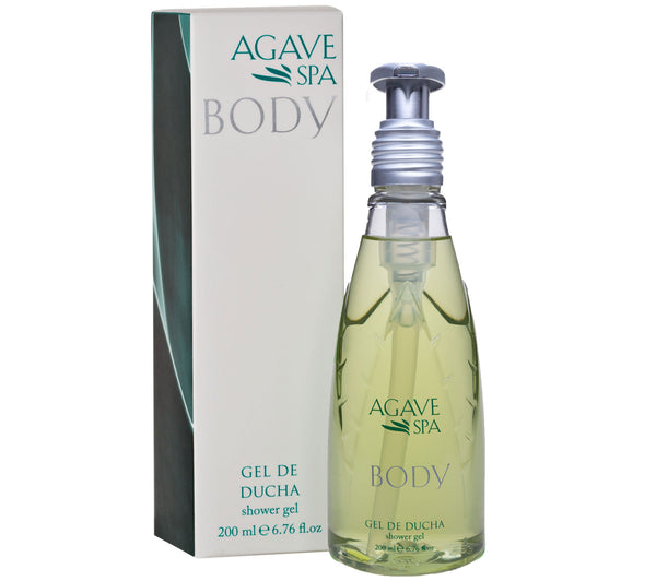 Agave Shower Gel <p> Refreshing and  Hydrating - Agave Nectar Spa Natural Skincare  - 2