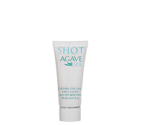 Agave Anti-Aging Cream- Travel Size- - Agave Nectar Spa Natural Skincare