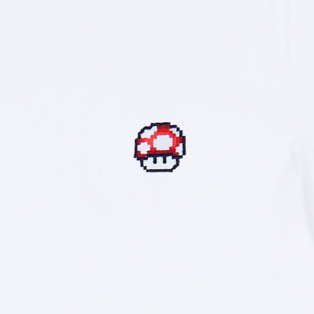Red Mushroom T-shirt - BRICKTOWN x SUPER MARIO ™