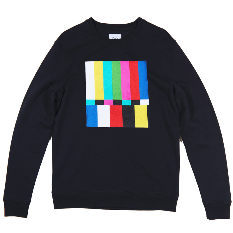 Blurred Screen Sweatshirt