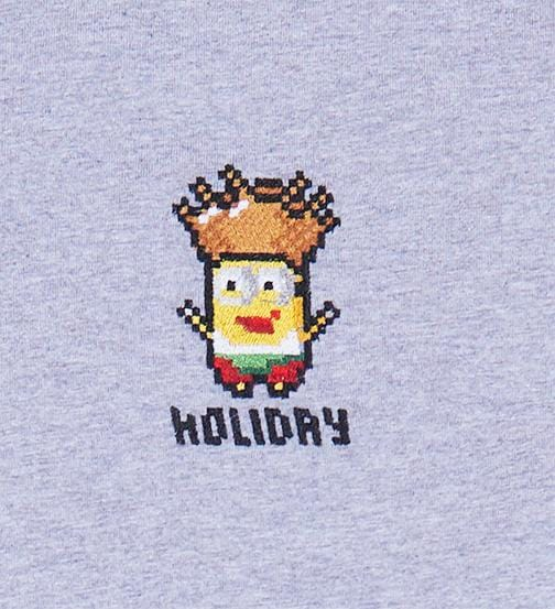 T-shirt Holiday minion