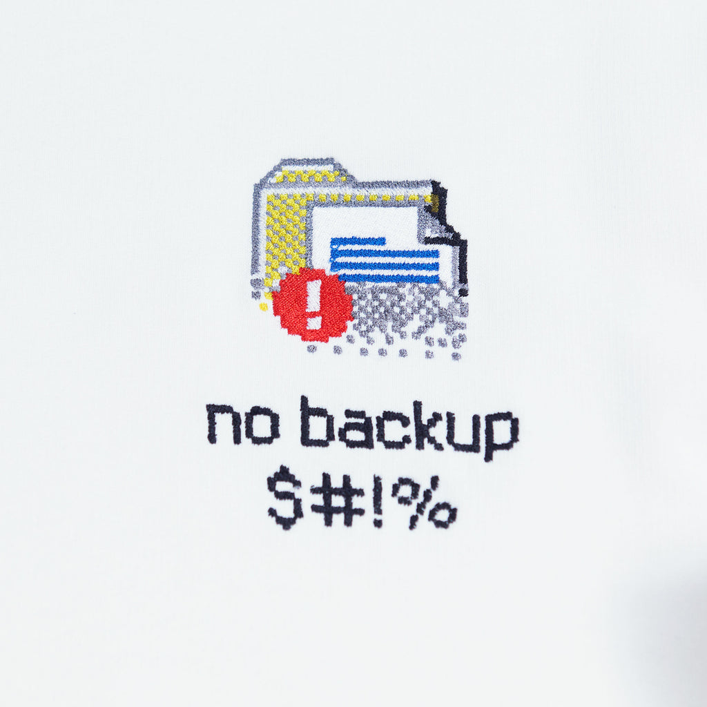 No Backup T-shirt