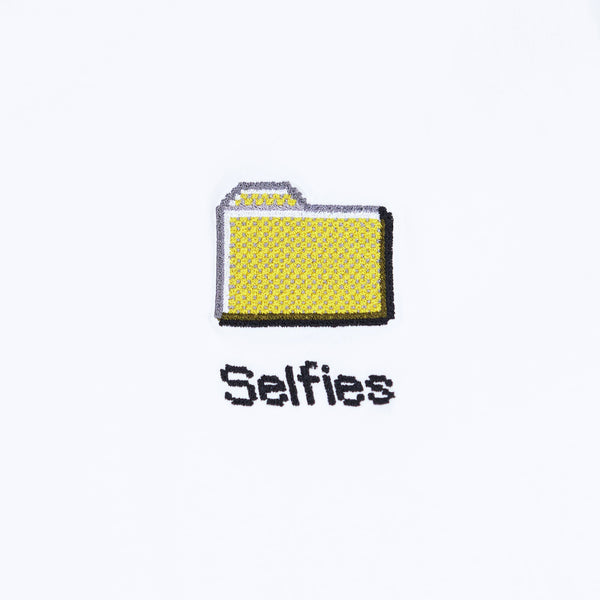Selfies Folder T-shirt