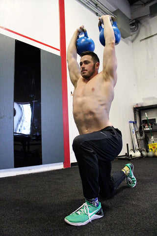 Arrowhead Athletics sponsored athlete Connor Griffin, crossfit competitor
