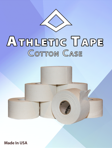 athletic tape, AA Apogee Latex Free Athletic Tape, Arrowhead Athletics