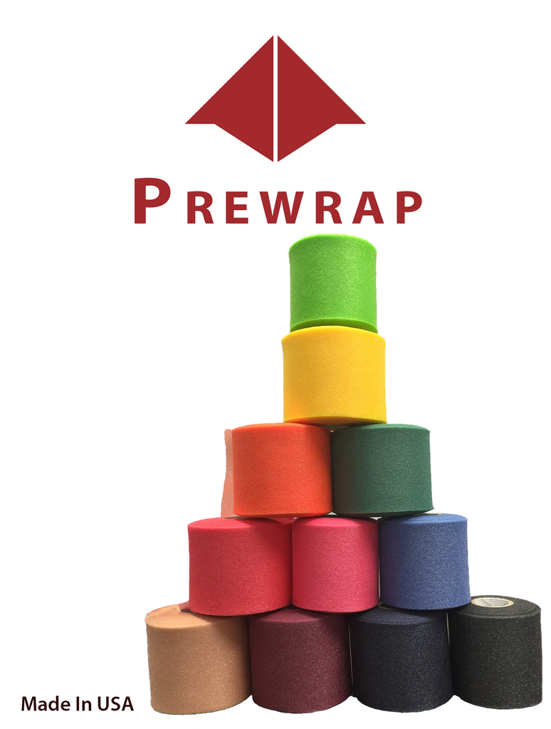 athletic tape, PREWRAP - Premium Foam Wrap from Arrowhead Animal Health (Latex Free!), Arrowhead Athletics