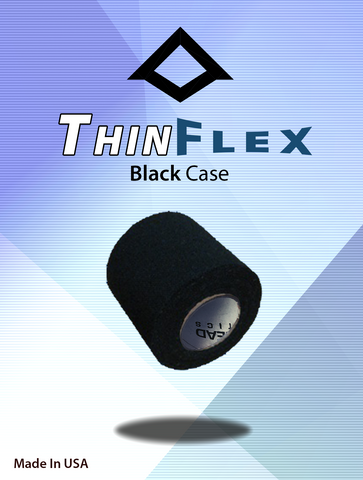 athletic tape, Thin-Flex Black Tape Case, Arrowhead Athletics