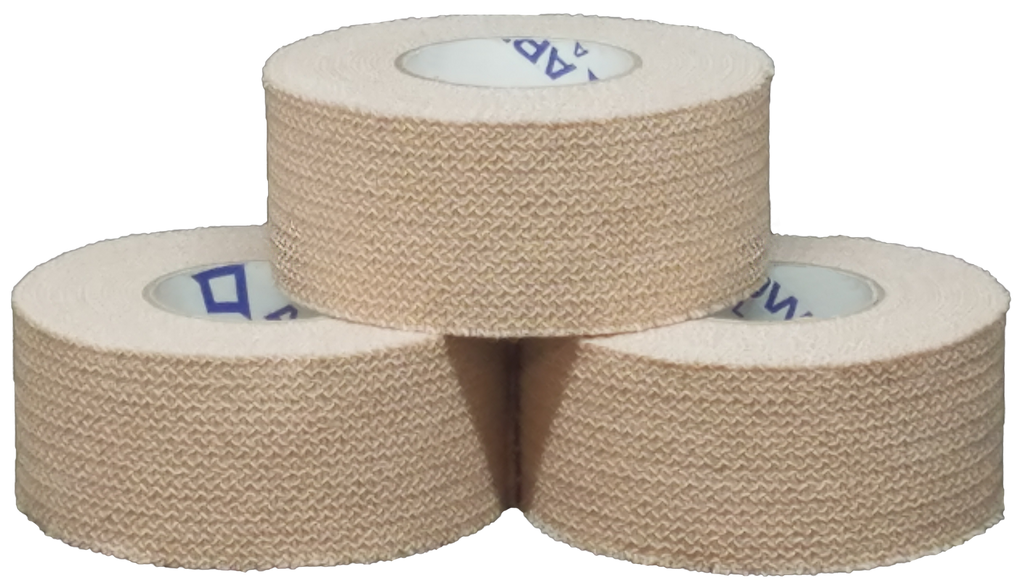 athletic tape, Elasti - Guard High Tensile Elastic Stretch Tape (Latex Free!), Arrowhead Athletics