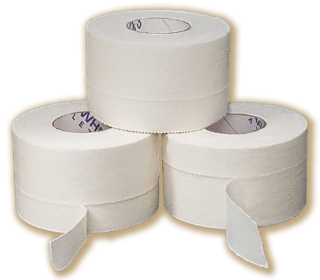 athletic tape, Arrowhead EASY TEAR Split-Roll Tapes - 2 Rolls in 1, Arrowhead Athletics