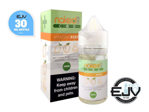 Naked 100 CBD 600mg Review * Lava Flow * Really Berry