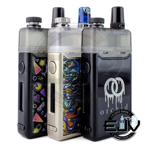 Which is Better? - Orchid vs SMOK Trinity Alpha vs Lost Vape