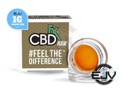 CBDfx CBD Wax – Concentrated Dabs 300mg CBD CBDfx