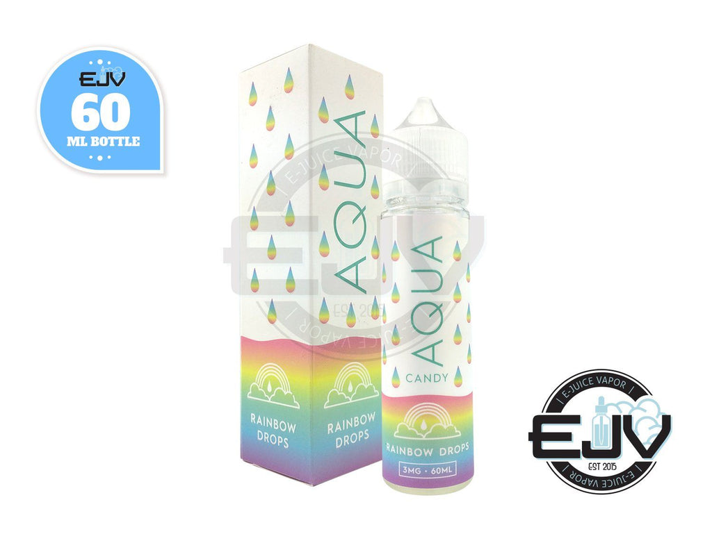 Rainbow Drops by AQUA Candy 60ml