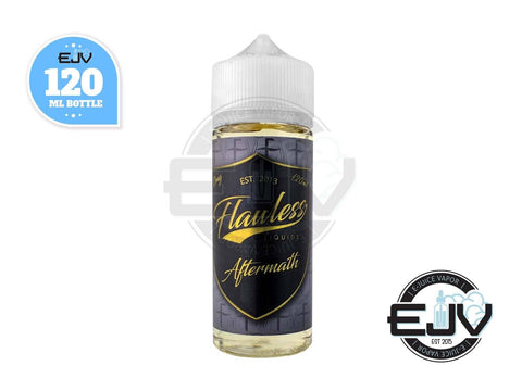 Aftermath by Flawless E-Liquid 120ml Clearance E-Juice Flawless E-Liquid
