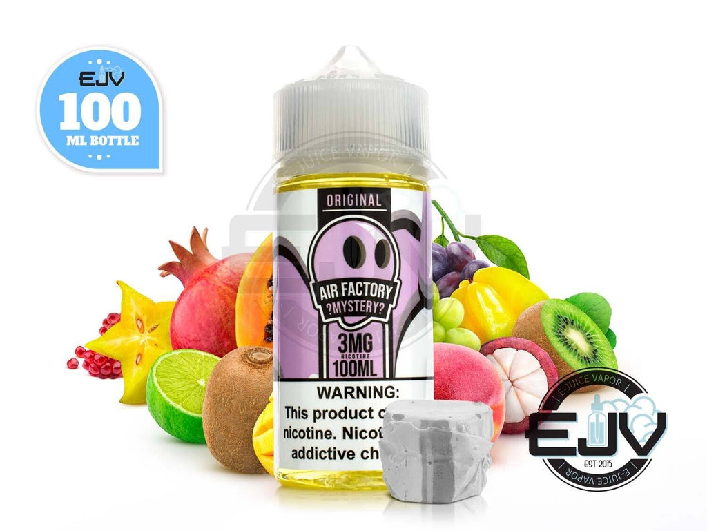 Mystery by Air Factory E-Liquid 100ml E-Juice Air Factory