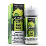Wild Apple by Air Factory NFN 100ml E-Juice Air Factory