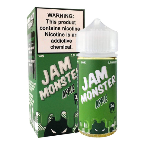 Apple by Jam Monster 100ml E-Juice Jam Monster