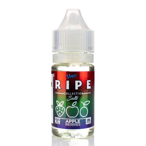 Apple Berries by Ripe Collection Salts 30ml Nicotine Salt Vape 100 Salts
