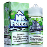 Apple Frost by Mr. Freeze Menthol 100ml E-Juice Mr. Freeze