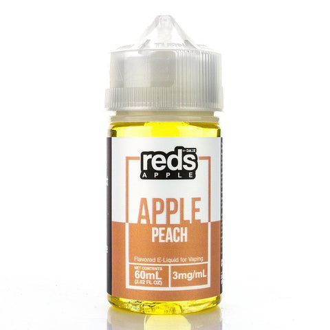 Peach Apple by Reds Apple E-Juice 60ml E-Juice Reds Apple E-Juice
