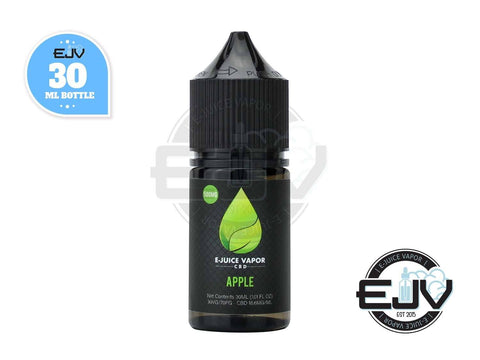 Apple by E-Juice Vapor CBD 30ml CBD E-Juice Vapor CBD