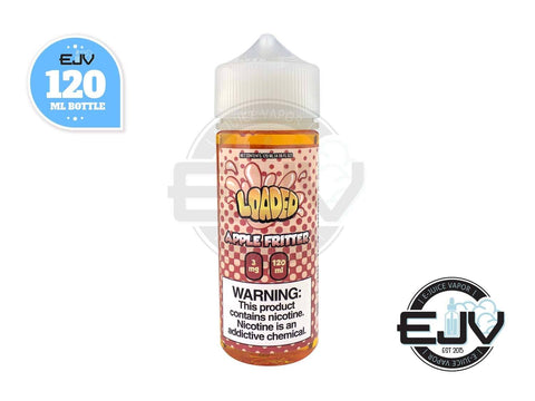 Apple Fritter by Loaded EJuice 120ml E-Juice Loaded E-Juice