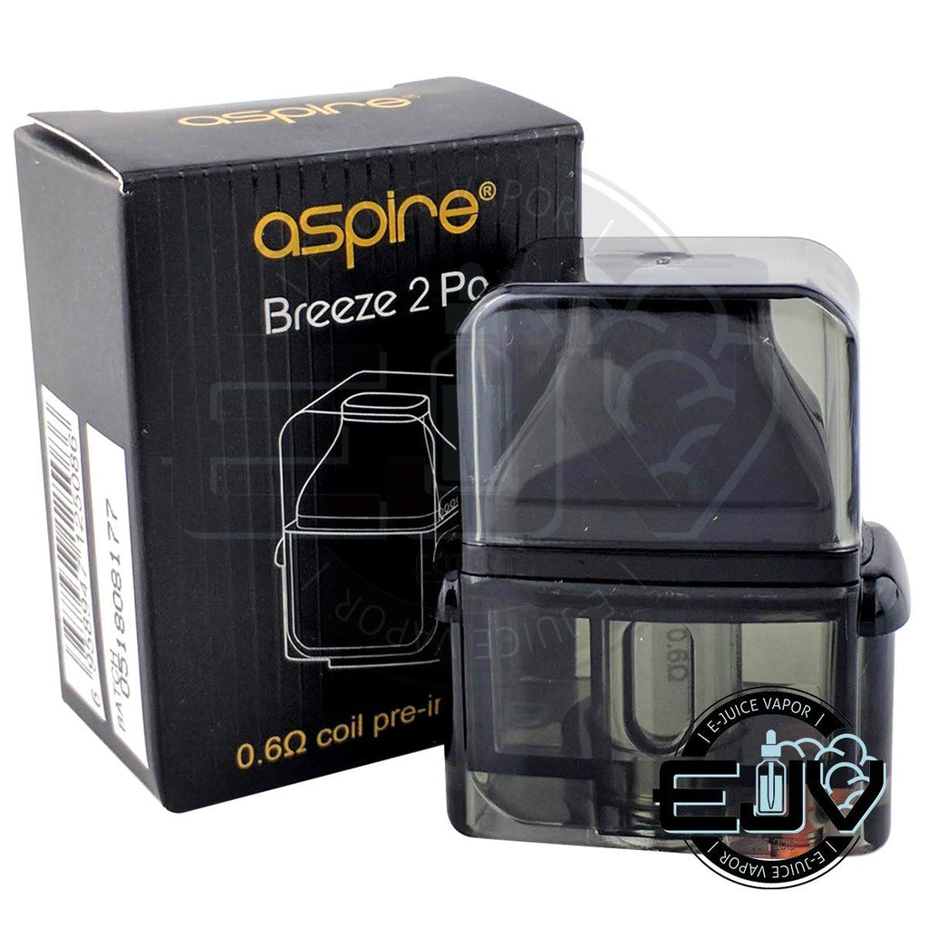 Aspire Breeze 2 Replacement Pod Replacement Pods Aspire