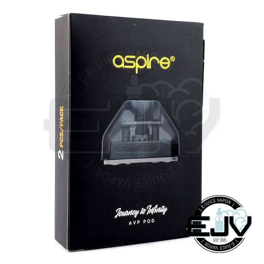 Aspire AVP Replacement Pods - (2 Pack) Replacement Pods Aspire
