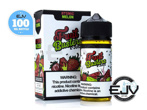 Atomic Melon by Fruit Busters E-Juice 100ml E-Juice Fruit Busters E-Juice