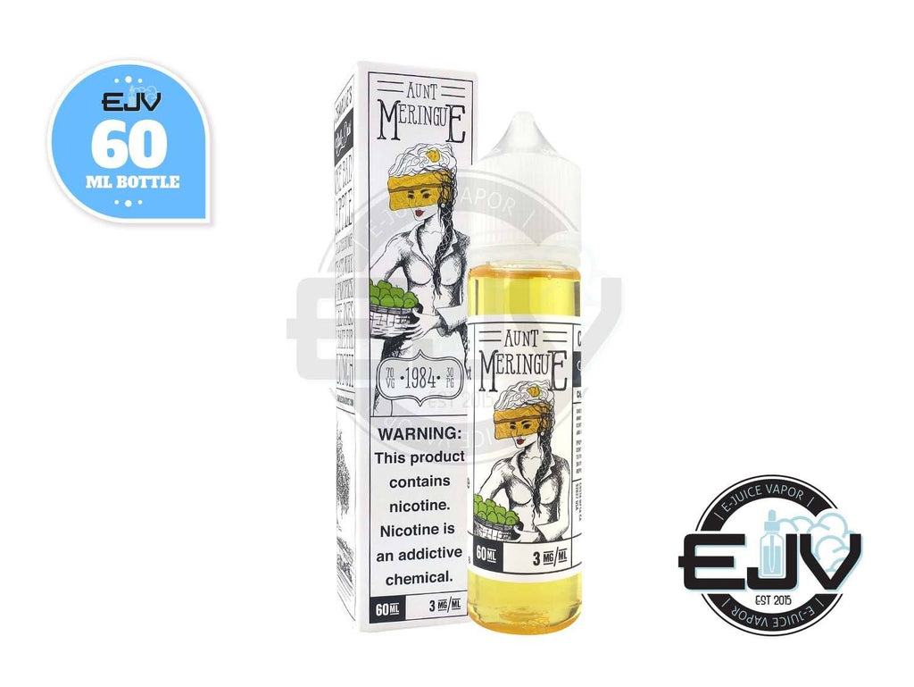 Aunt Meringue by Mr. Meringue E-Liquid 60ml E-Juice Mr. Meringue