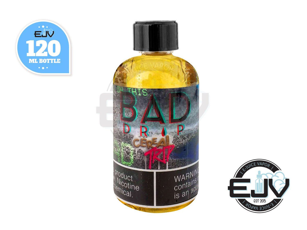 Cereal Trip by Bad Drip 120ml E-Juice Bad Drip
