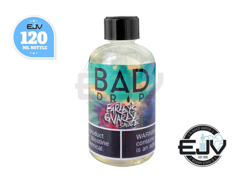 Farley's Gnarly Sauce by Bad Drip 120ml E-Juice Bad Drip