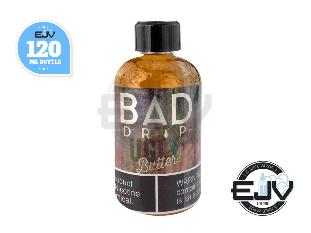 Ugly Butter by Bad Drip 120ml E-Juice Bad Drip