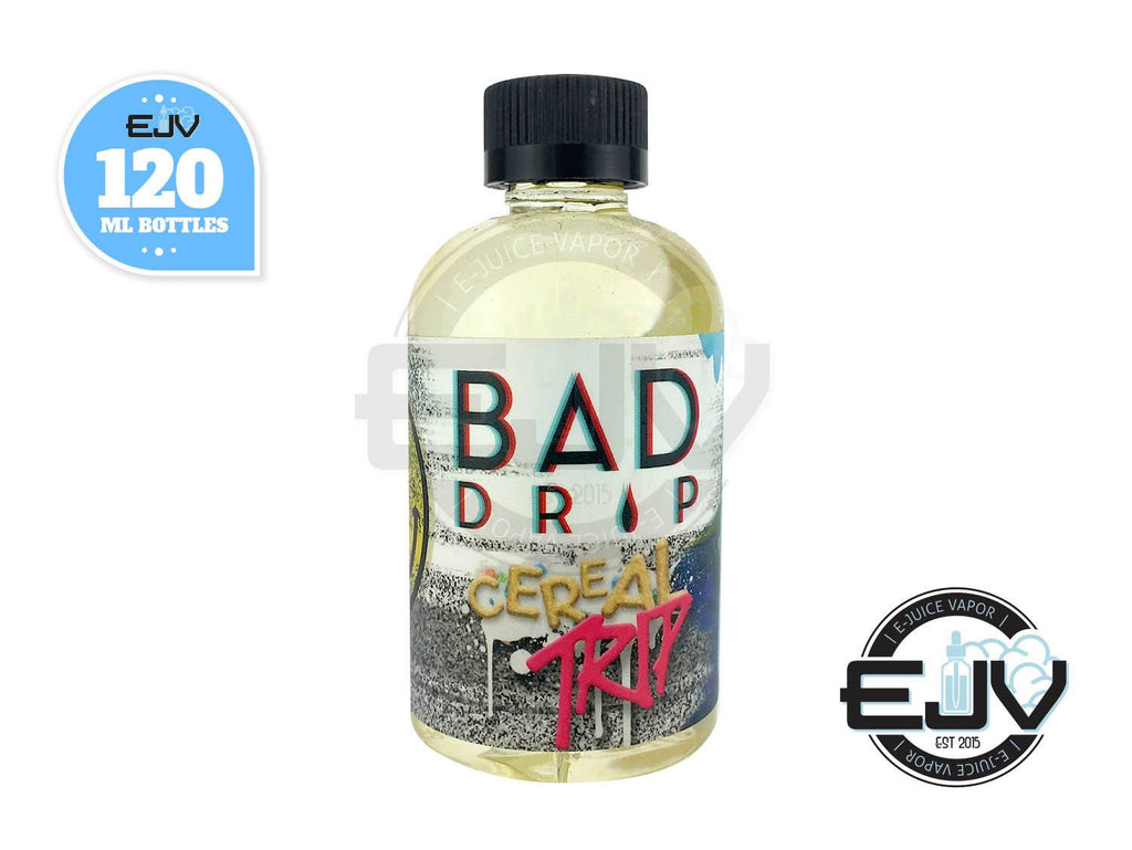 Cereal Trip Bad Drip EJuice 120ml