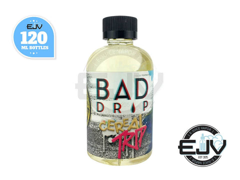 Cereal Trip EJuice Bad Drip 120ml