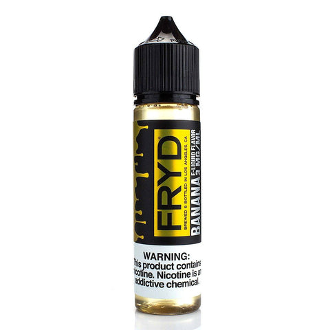 Banana by FRYD E-Liquid 120ml E-Juice FRYD Liquids